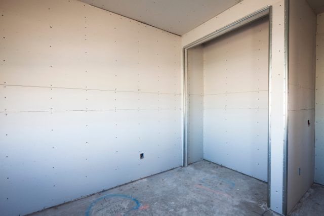 Drywall Project in a Portland home